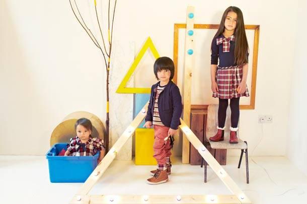 jessie and james children's fashion Fall Winter 2013