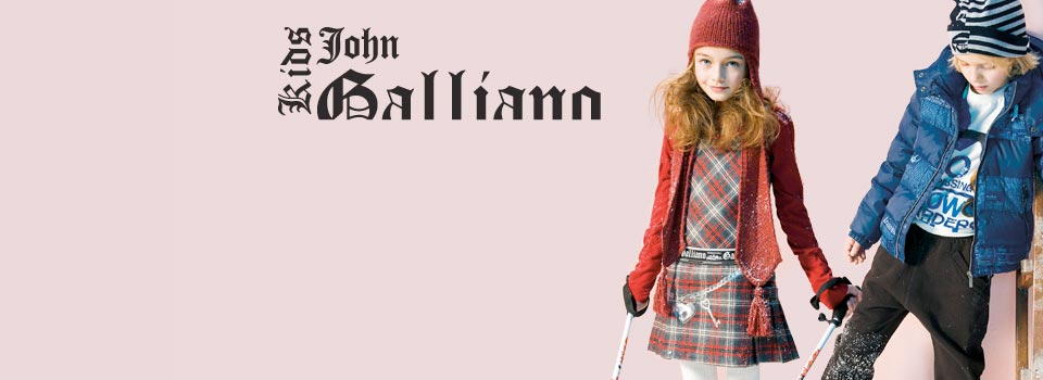 Cool Kids Clothes by John Galliano / Sale / SHOP