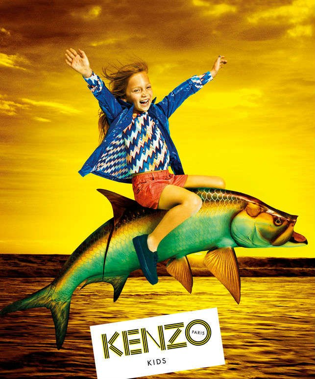 Kenzo Kids Girls Collection