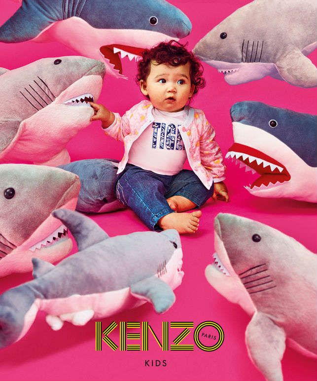 Kenzo Kids Baby Collection