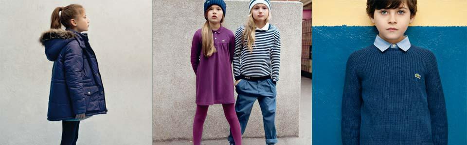 lacoste kids clothes france