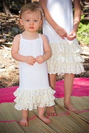 lamanblu holli gibson baby dress