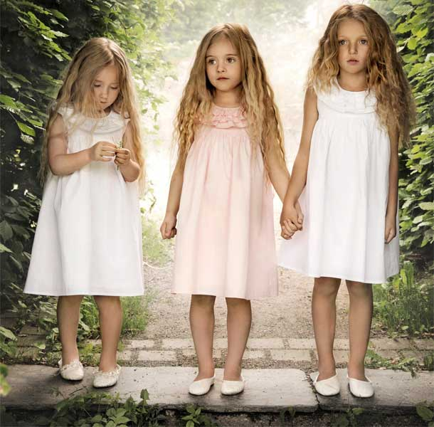 leopold and livia girls dresses spring summer 2014