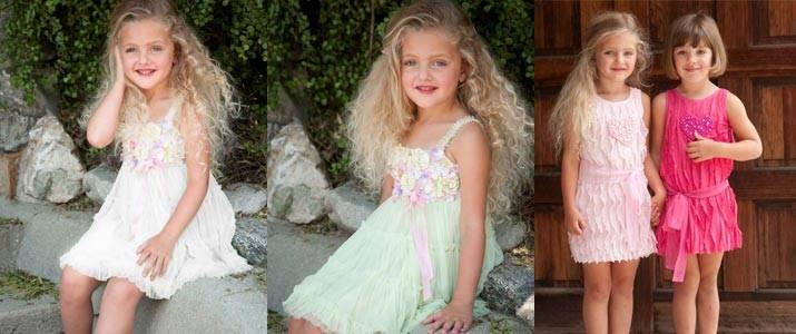 Le Pink Girls Dresses USA • Dashin Fashion