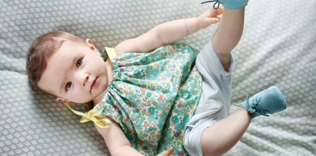les enfantines baby clothes