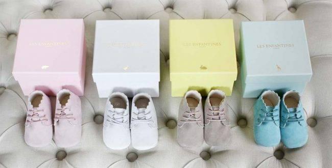 les enfantines baby shoes