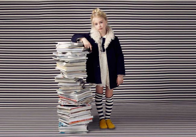 lili gaufrette back to school collection