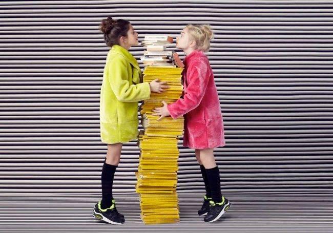 lili gaufrette girls coat collection