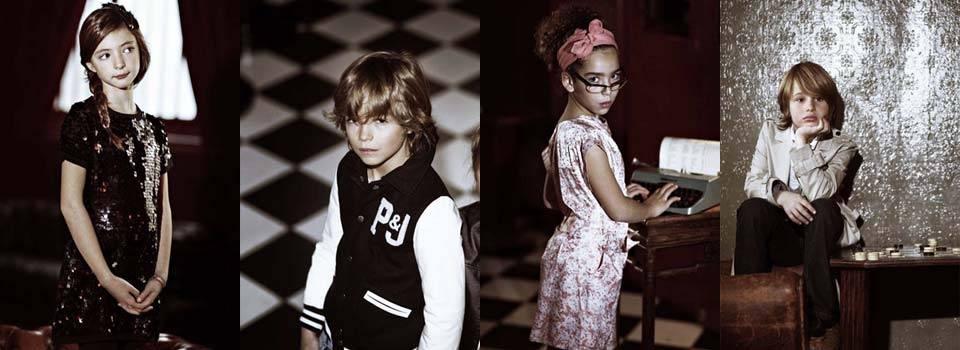 little paul and joe kids clothes