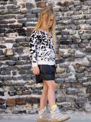 Fashionista Remix 2013 little remix black white shirt