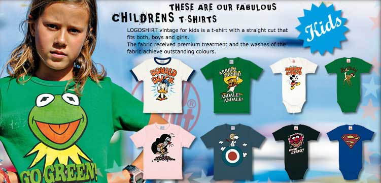 logoshirt kids clothes