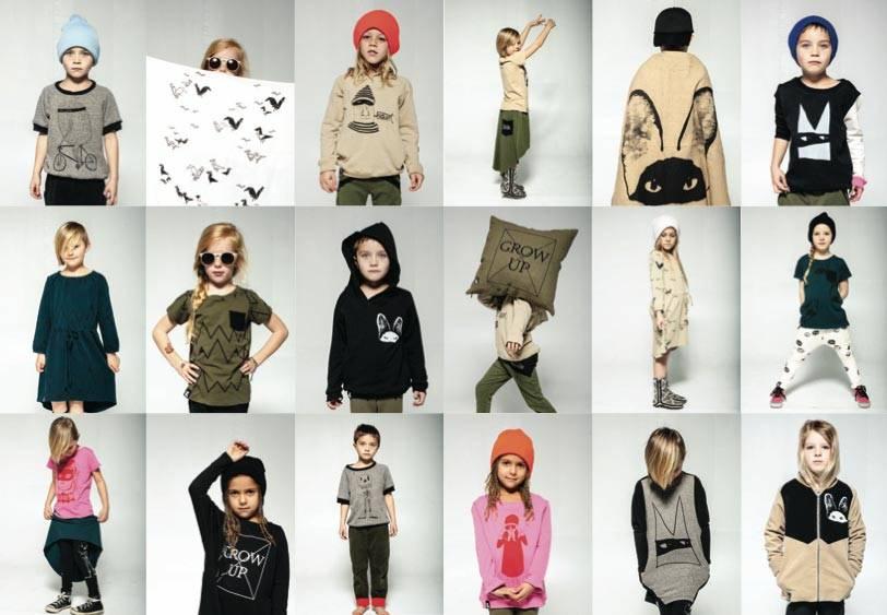 mini & maximus fall winter clothes