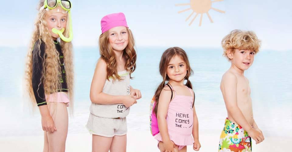 minidunadu kids swimwear