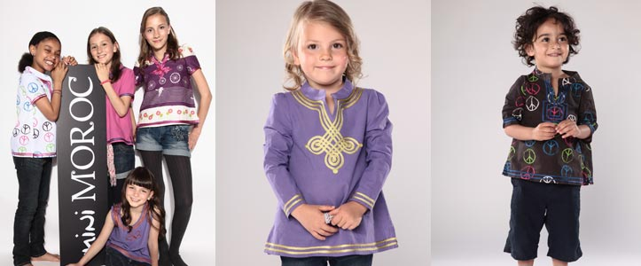 mini moroc childrens clothing