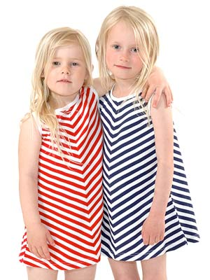 moonkids girls striped dresses spring summer 2013