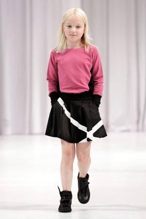 new generals ss14 show girls skirt