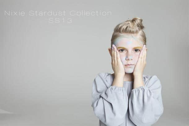 nixie stardust girls collection spring summer 2013