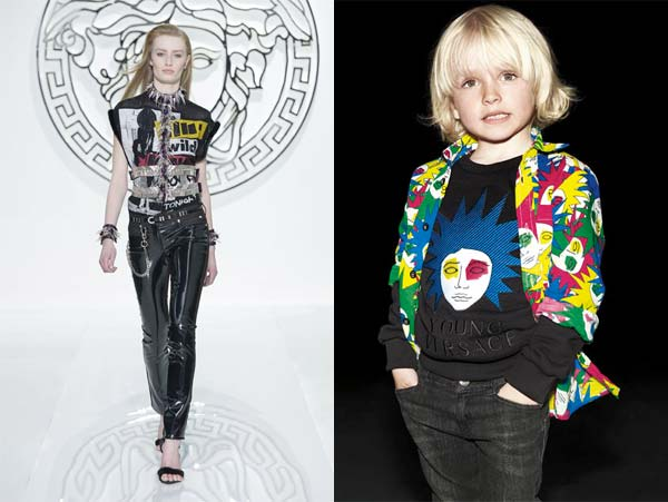shop young versace punk look