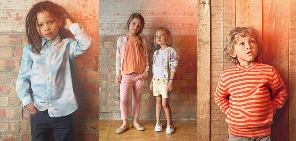 PAUL SMITH JUNIOR Spring Summer 2013 collection