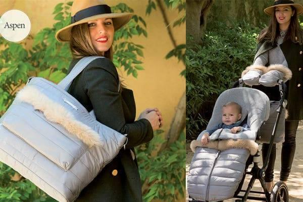 Pasito a Pasito Baby Stroller Bag
