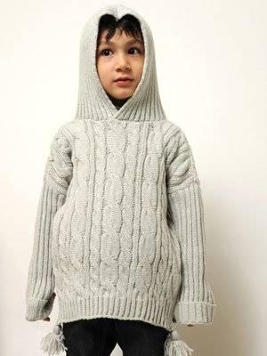 P'tit Chic de Paris boy sweater