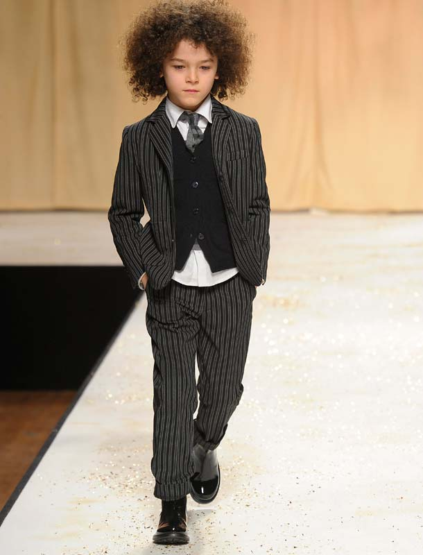Quis Quis Boys Formal Suit Fall Winter 2014