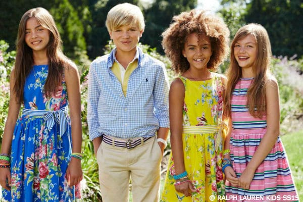 Ralph Lauren Children Spring 2015