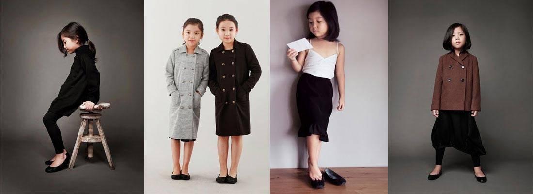 SHIHOSHI girls clothing