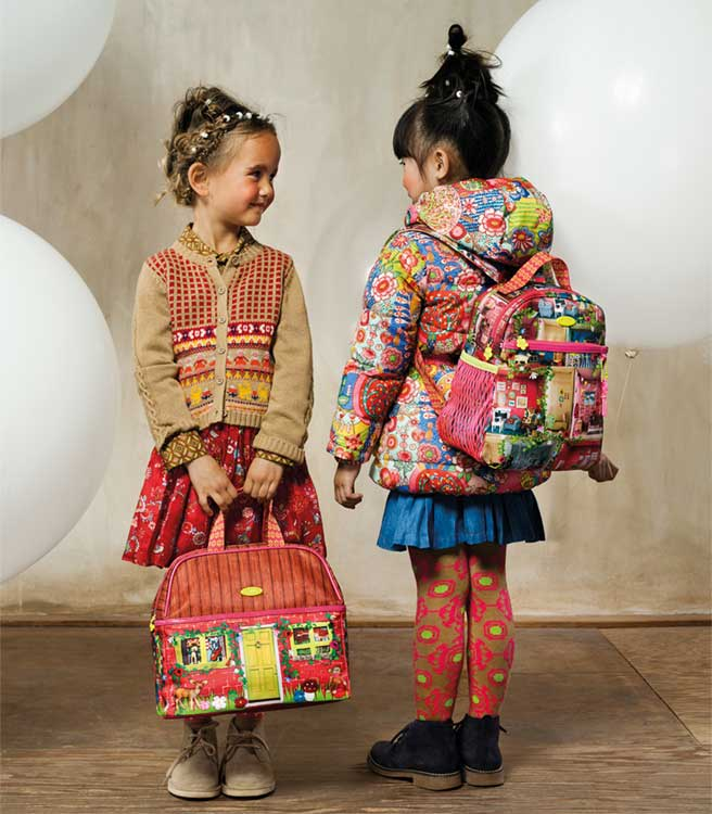 oilily girls fall winter 2014
