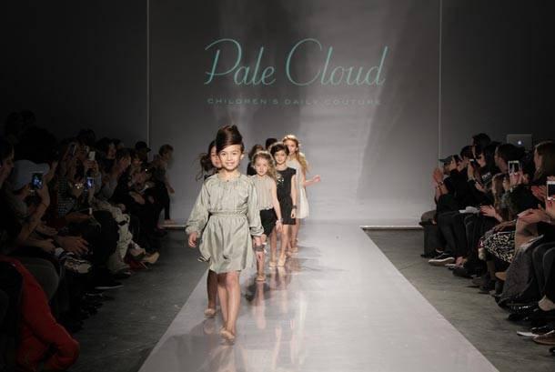 pale cloud fall winter 2013 Fashion Show