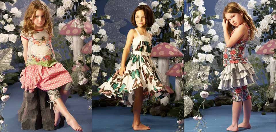 paper wings girls clothes australia