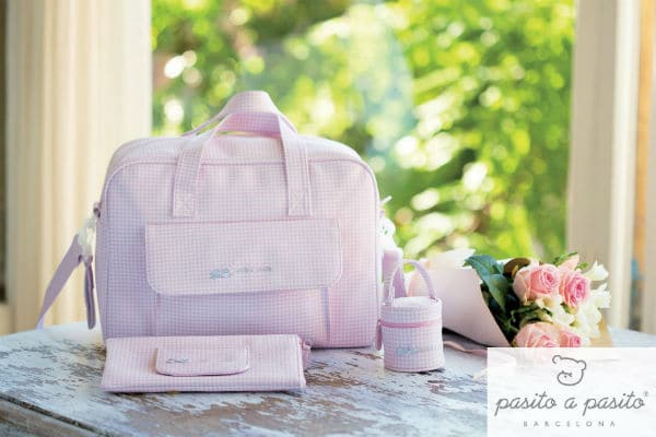 pasito a pasito baby bag spain