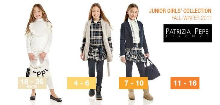 patrizia pepe girls clothing italy