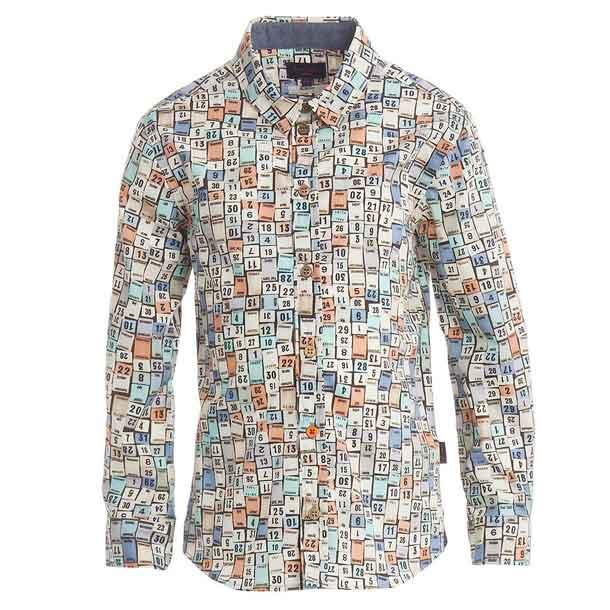 Paul Smith Junior Boys Calendar Shirt