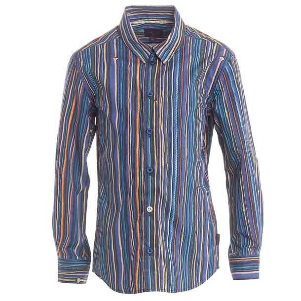 paul smith boys color cord shirt