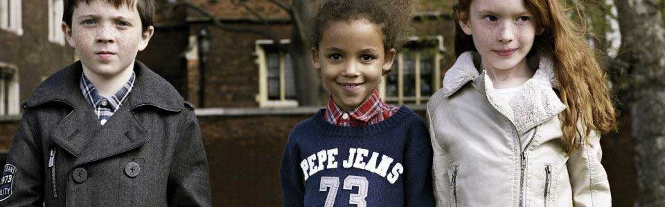 Pepe Jeans London Kids Clothes UK