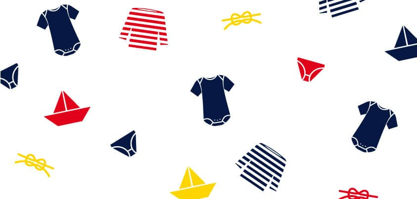 petit bateau adorable baby clothes from France