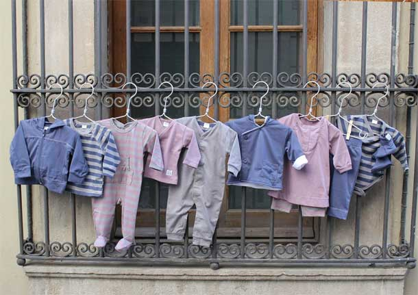 petit oh baby clothes from spain