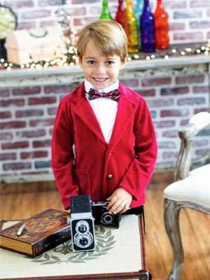 petite bowtie boys holiday clothes