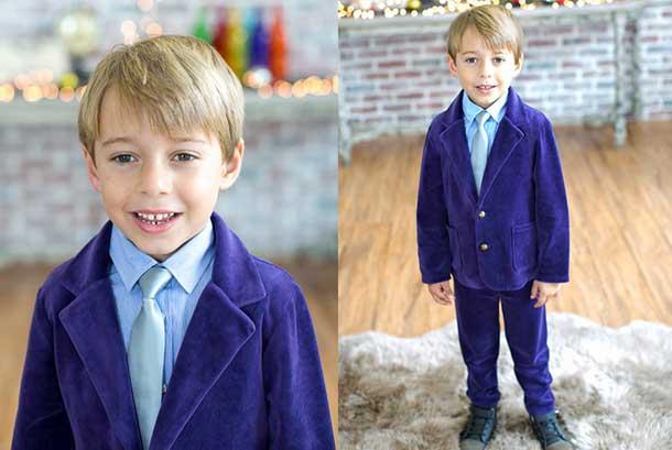 petite bowtie boys clothes usa