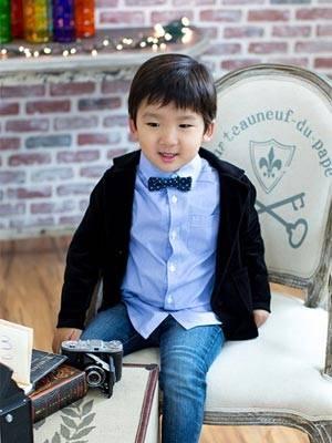 petite bowtie boys fashion