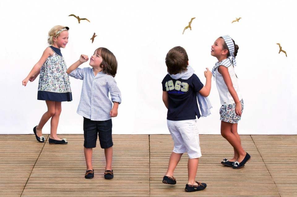 pili carrera childrens clothes spain