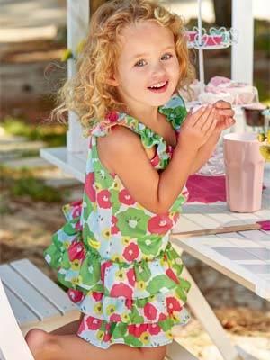 play up girls summer dress