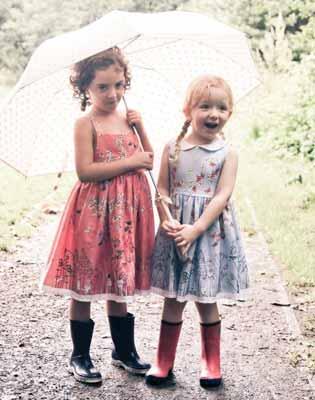 poppy girls fashion spring summer 2013