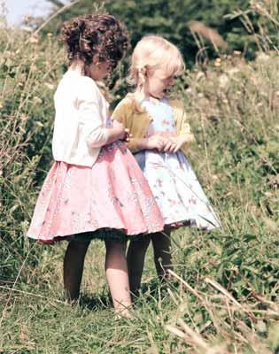 poppy girls summer dress