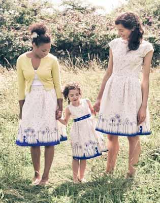 poppy mini me girls dresses summer 2013