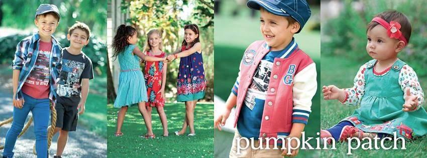 pumpkin patch summer collection