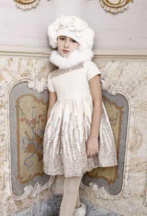 quis quis pale gold dress with sequins