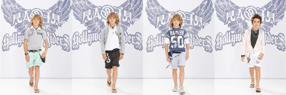 rare the kids boys clothes italy