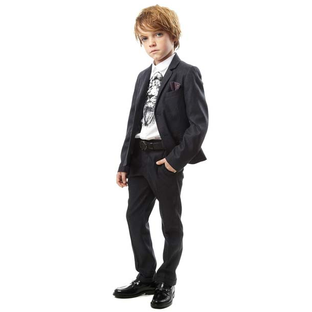 roaberto cavalli boys holiday suit